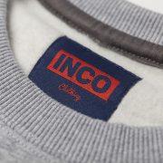 INCO Records - Szara bluza 1