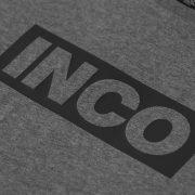 INCO Records - Szara koszulka 5