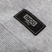 INCO Records - Szara bluza 2