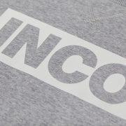 INCO Records - Szara bluza 6